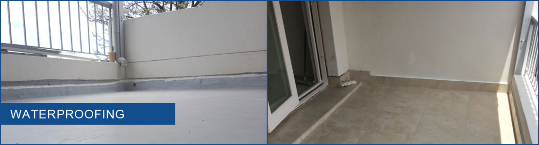 sydney waterproofing